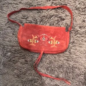 Small Leather purse (nwot)